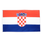 Kroatien - Flagge 60 x 90 cm