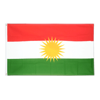 Drapeau pas cher Kurdistan - 60 x 90 cm