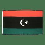 Drapeau pas cher Royaume de Libye 1951-1969 Symbole des Opposants - 60 x 90 cm