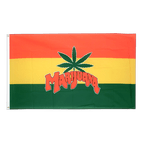 Marijuana - Flagge 60 x 90 cm