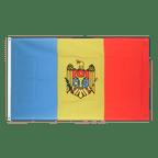 Drapeau pas cher Moldavie - 60 x 90 cm