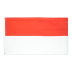 Monaco - 2x3 ft Flag