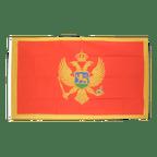 Montenegro - Flagge 60 x 90 cm