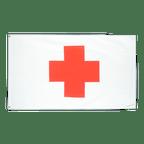 Drapeau pas cher Croix Rouge - 60 x 90 cm