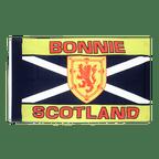 Schottland Bonnie Scotland - Flagge 60 x 90 cm