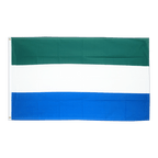 Drapeau pas cher Sierra Leone - 60 x 90 cm