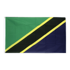 Drapeau pas cher Tanzanie - 60 x 90 cm