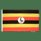 Uganda - Flagge 60 x 90 cm