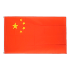Grand drapeau Chine - 150 x 250 cm