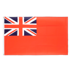 Red Ensign - 5x8 ft Flag