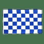 Checkered blue-white - 2x3 ft Flag