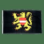 Flämisch Brabant - Flagge 90 x 150 cm