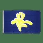 Hauptstadtregion Brüssel - Flagge 90 x 150 cm