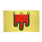 Auvergne - Flagge 90 x 150 cm