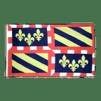 Burgund - Flagge 90 x 150 cm