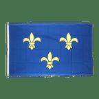Drapeau région Île-de-France - 90 x 150 cm