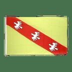 Lothringen - Flagge 90 x 150 cm