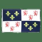 Picardie - Flagge 90 x 150 cm