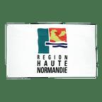 Region Haute Normandie - Flagge 90 x 150 cm