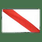Straßburg - Flagge 90 x 150 cm