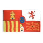 Drapeau Espagne Royal - 90 x 150 cm