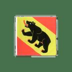 Bern - Flagge 120 x 120 cm