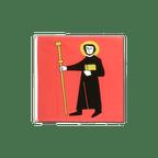 Glarus - Flagge 120 x 120 cm