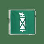 St. Gallen - Flagge 120 x 120 cm