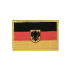 Germany Dienstflagge - Flag Patch