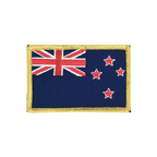 New Zealand - Flag Patch