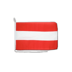 Österreich - Bootsflagge 30 x 40 cm