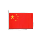 "China - Boat Flag 12x16"""