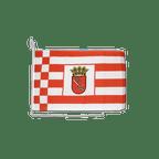 Bremen - Bootsflagge 30 x 40 cm