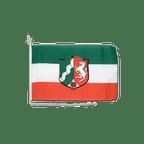 "North Rhine-Westphalia - Boat Flag 12x16"""