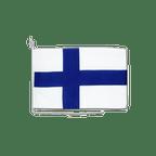 Drapeau pour bateau Finlande - 30 x 40 cm