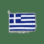 Drapeau pour bateau grec - 30 x 40 cm