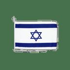 Drapeau pour bateau Israel - 30 x 40 cm