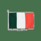 Drapeau pour bateau italien - 30 x 40 cm