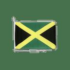 "Jamaica - Boat Flag 12x16"""