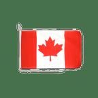 """Canada - Boat Flag 12x16"""""""