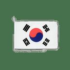 "South Korea - Boat Flag 12x16"""