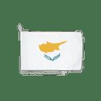 """Cyprus - Boat Flag 12x16"""""""