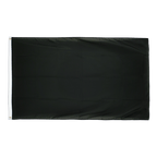Black - 5x8 ft Flag