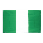 Nigeria - 5x8 ft Flag