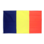 Rumania - 5x8 ft Flag