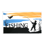 Fishing - 3x5 ft Flag