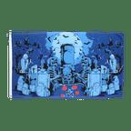 Drapeau Cimetière - 90 x 150 cm