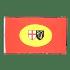 Großbritannien Command Flag 1652 - Flagge 90 x 150 cm