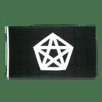 Pentacle - 3x5 ft Flag