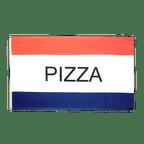 Pizza - Flagge 90 x 150 cm